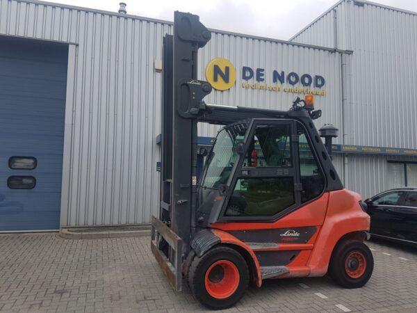 Linde H80D - 5186